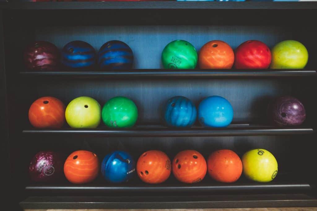 Bowling Kuglen U.S. Fun Bowling