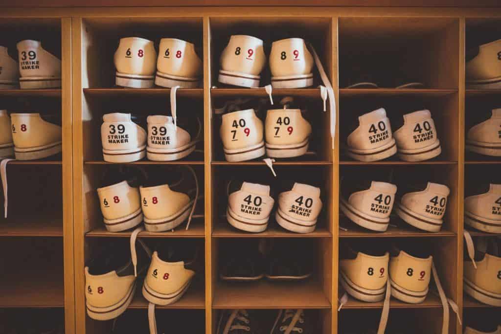 Bowling Schuhe U.S. FUN Bowling Hamburg